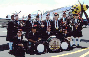 Fresno Stag and Thistle Pipe Band